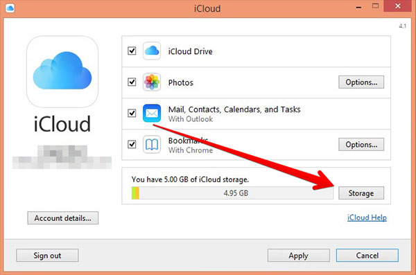 Click-on-Storage-in-iCloud-in-Windows-PC