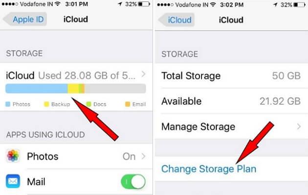 change-icloud-storage-plan-on-iphone