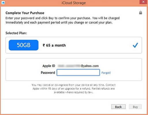 change-icloud-storage-plan-on-pc