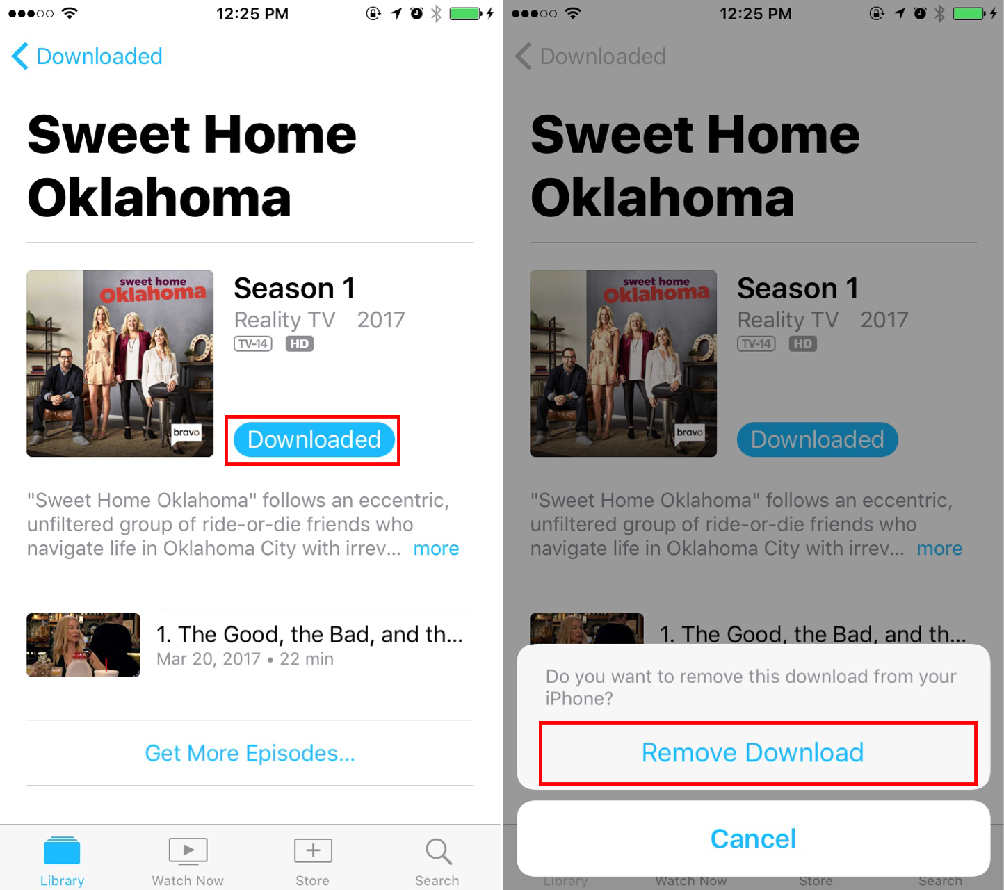 How to Delete Movies & TV Shows from iPad