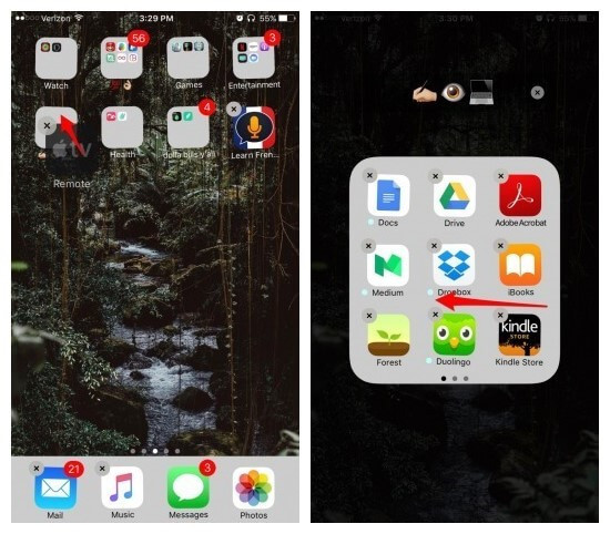 hide-apps-using-folder