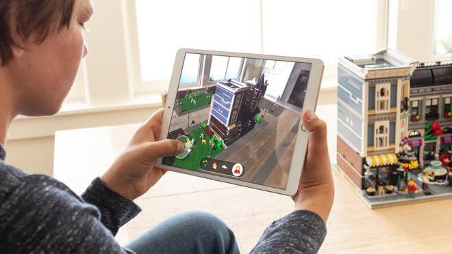 iOS 12 reality arkit