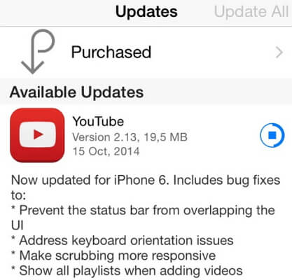 update-youtube-iphone