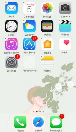 delete mail app