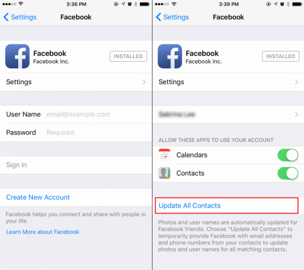 sync-facebook-contacts-to-iphone