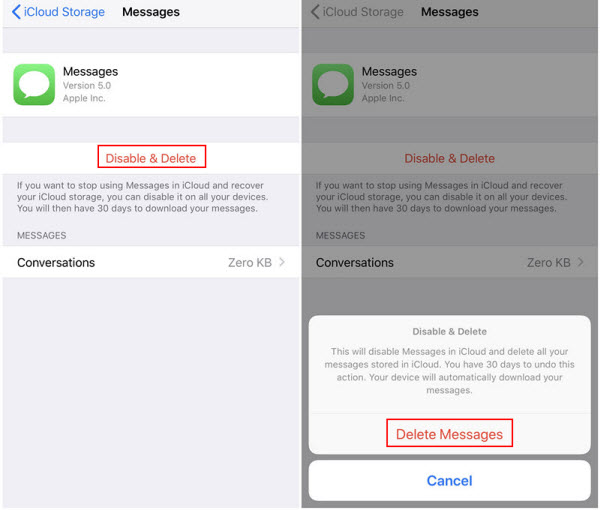 delete-icloud-message-step2