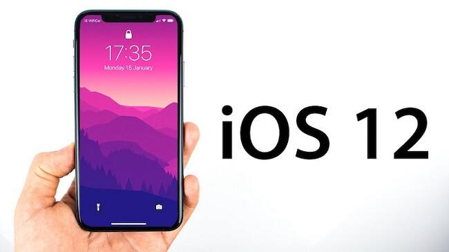 ios 12 vs ios 11