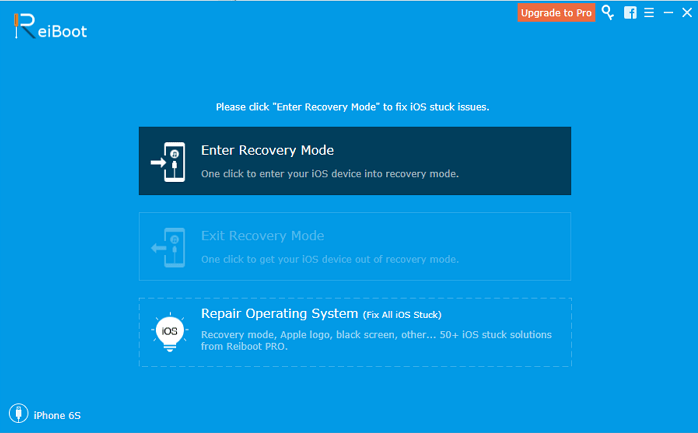reiboot interface