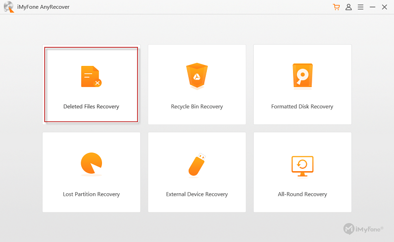 anyrecover deleted photos recovery