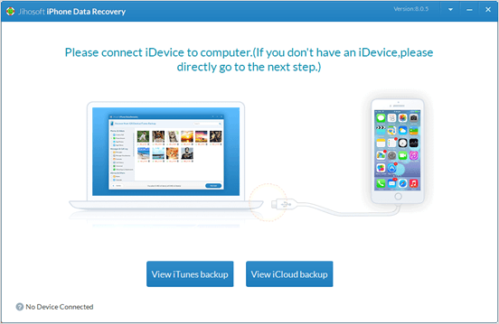 run-jihosoft-iphone-data-recovery
