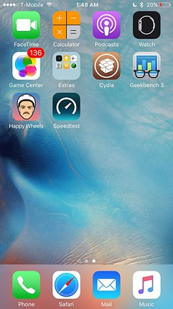 iphone jailbroken