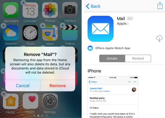 reinstall-mail-app-iphone