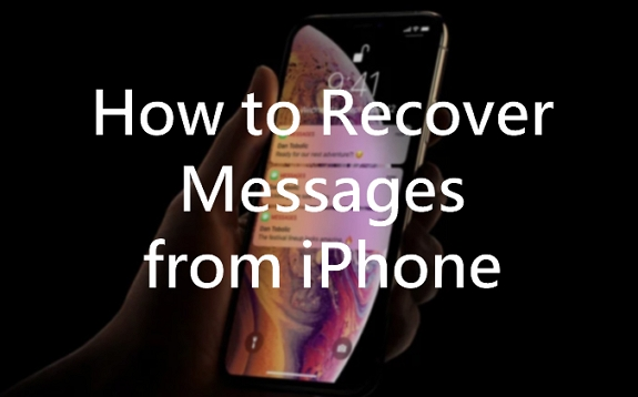 recover delete messages from iphone