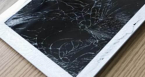 ipad touch screen broken