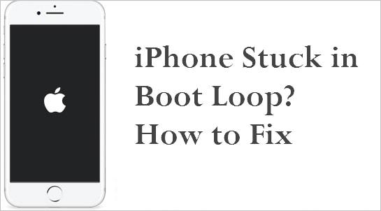 iPhone Gets Stuck In The Boot Loop