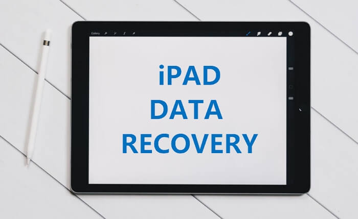 recover ipad files