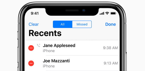 How to View Deleted Call History on iPhone (iOS 12/11 Supported)