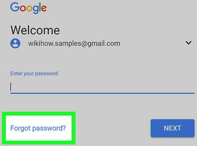 forget-gmail-password