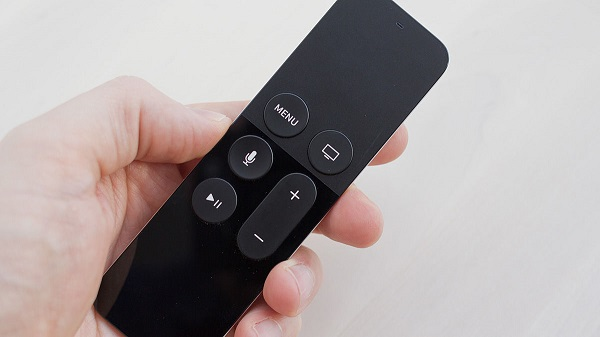 restart apple tv by using remote