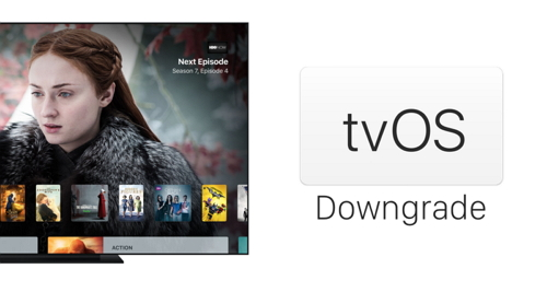 Downgrade-tvOS
