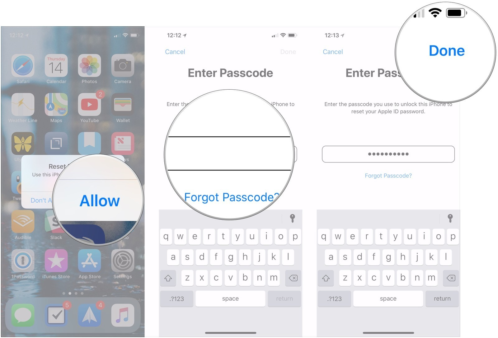 apple id recovery two authentication2