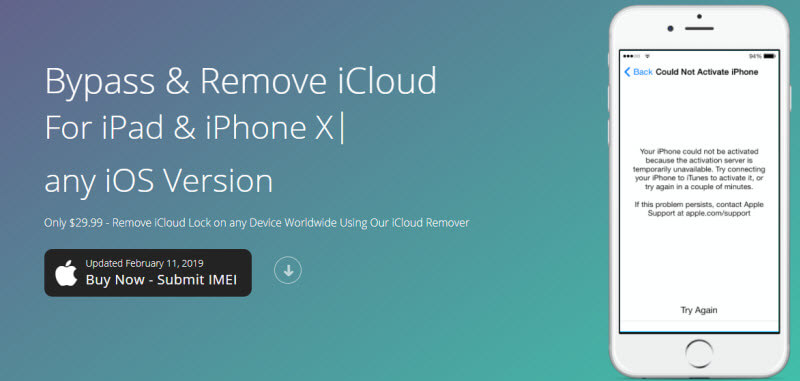 iCloud Remover Org review