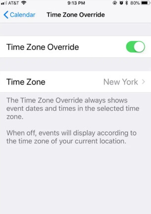 calendar-time-zone-override