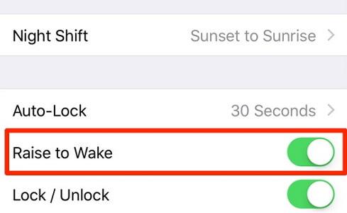 turn-off-tap-to-wake-setting
