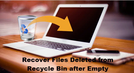 file recovery completed