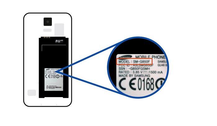 check device model