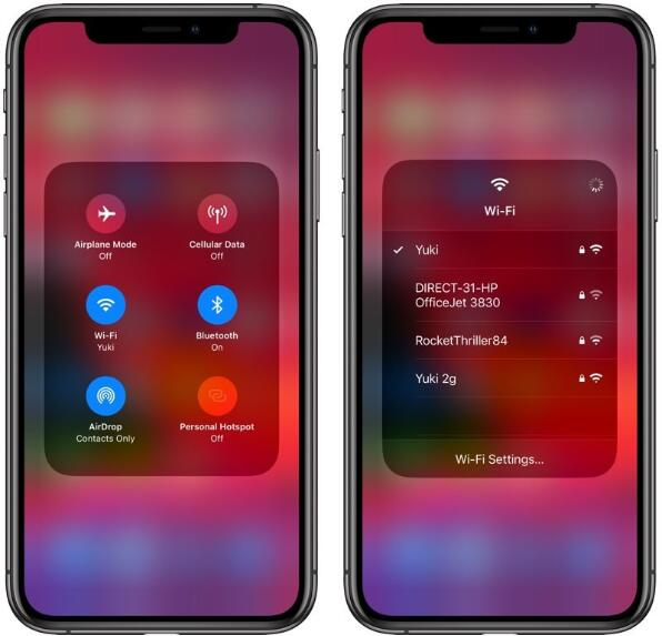 bluetooth and wifi tracking iOS 13