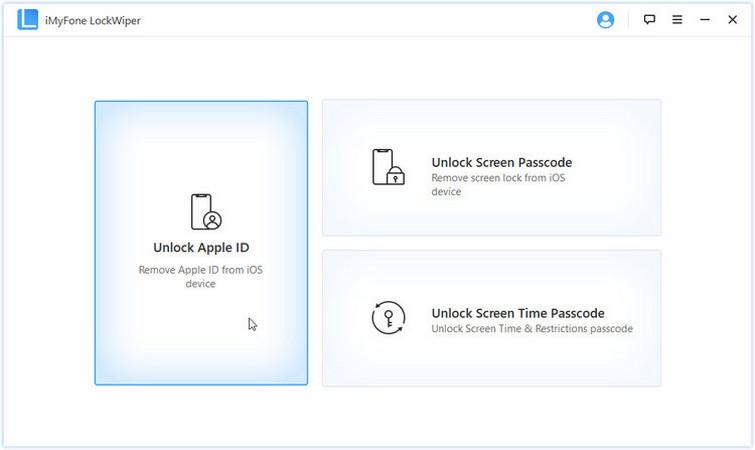 Unlock Apple ID