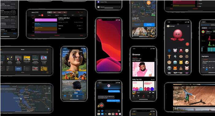 compatible devices with iOS 13