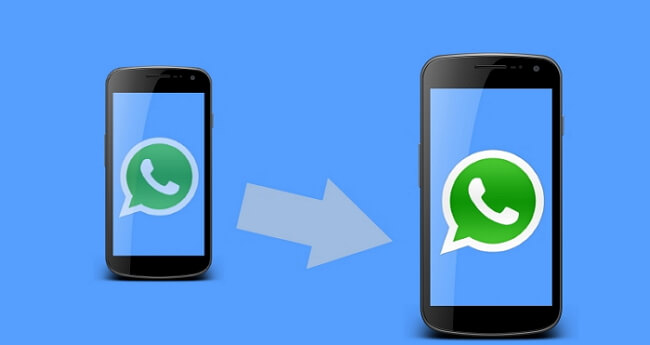 transfer whatsapp to new phone