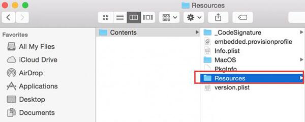 delete languages files on mac
