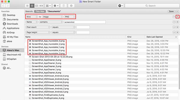 delete duplicates on mac