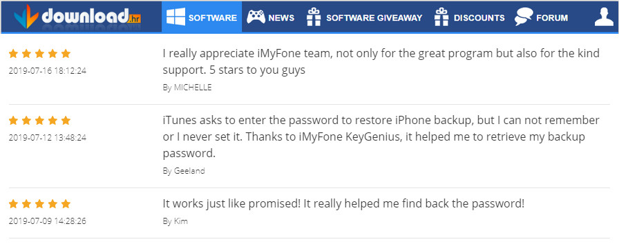iMyFone keyGenius reviews