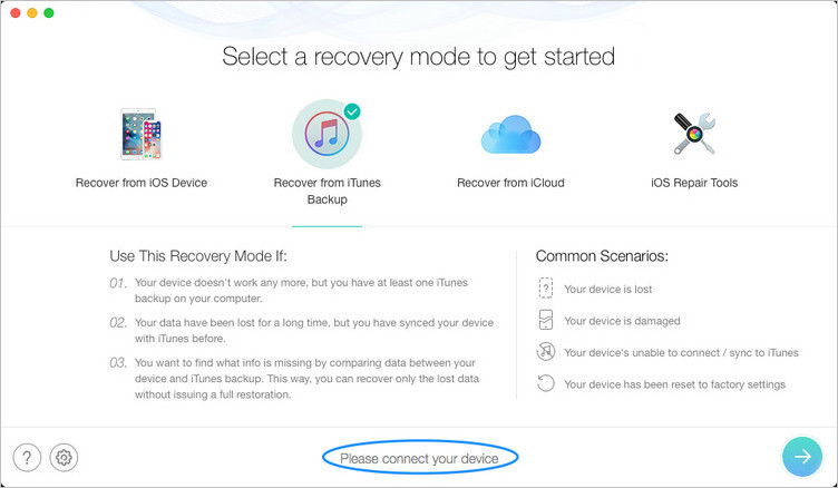 PhoneRescue iPhone Backup Unlocker