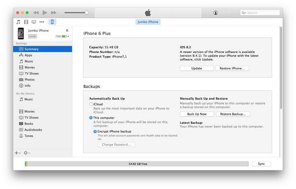 restore-iPhone-itunes