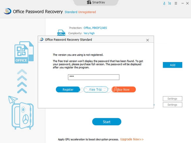 smartkey office password recovery