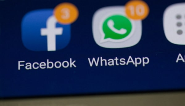 whatsapp not working on android for facebook