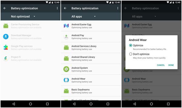battery-optimization