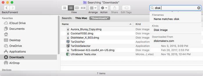 delete disk images mac