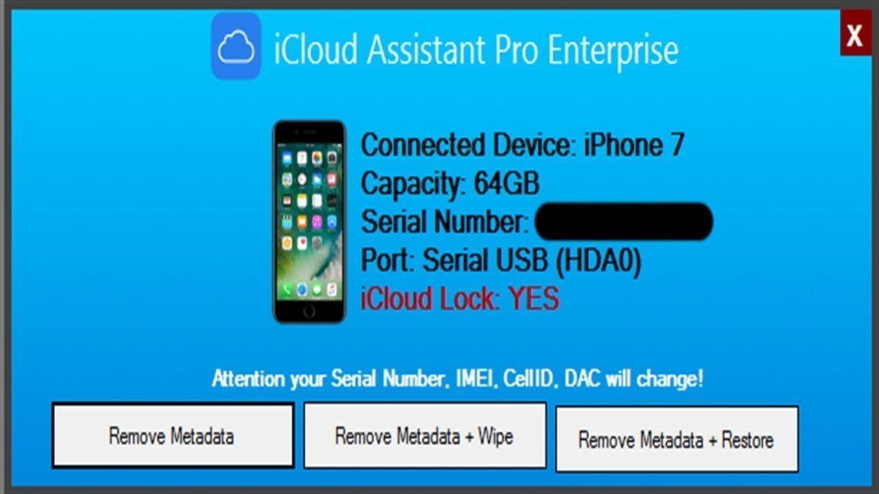 iCloud-Assistant-Pro