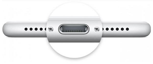 iphone usb port