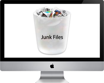junk files on mac