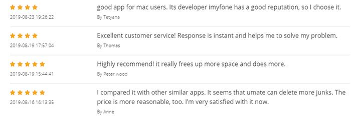 umate users reviews