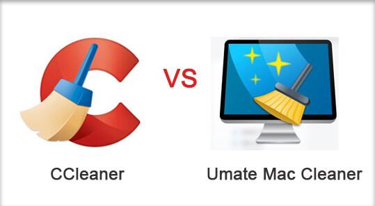 ccleaner and umate mac cleaner