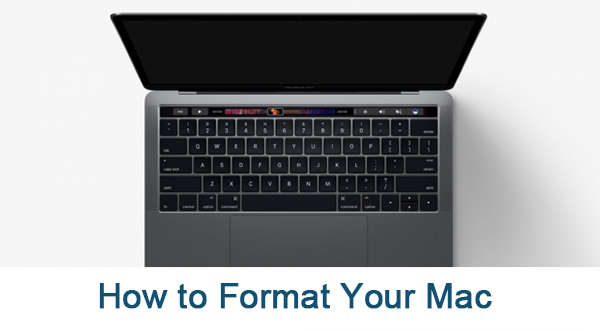 how to format your mac