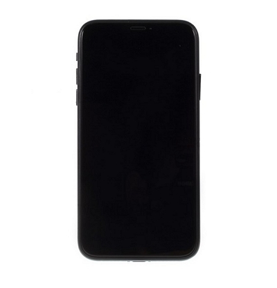 iphone 11 black screen